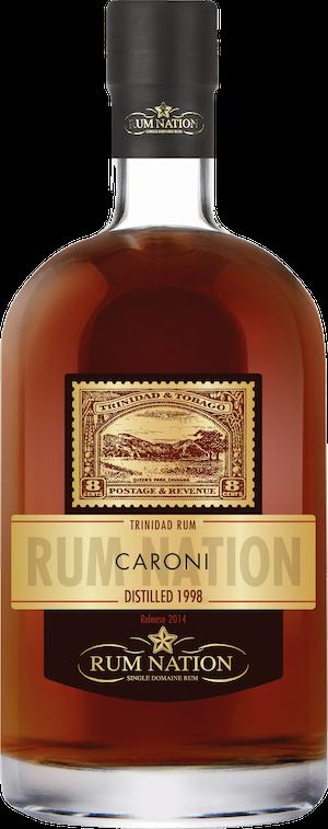 Rum Nation Caroni 1998 2014