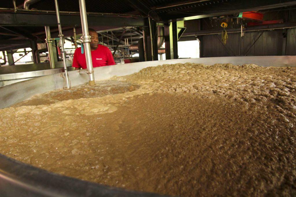 rhum jm fermentation leviedelrum