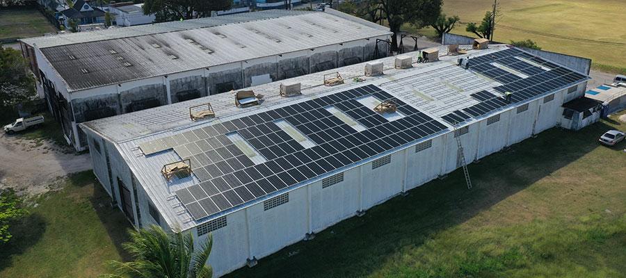 WIRD panneaux solaires